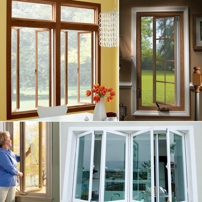 casement window tab